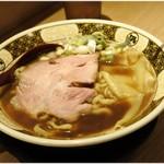 すごい煮干しラーメン凪 - アツアツニボニボ♪