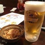 丸山餃子製作所 - せんべろセット