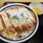 五百川食堂 - カツ丼あっぷ
