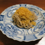 蕎味 櫂 - 30年9月 唐墨蕎麦