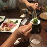 お肉とチーズと野菜の全席個室居酒屋fromage -