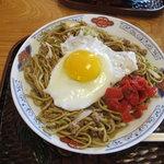 元祖 神谷焼きそば屋 - 肉玉(中)750円
