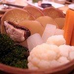 9258918 - 野菜のセイロ蒸し