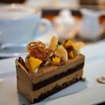 92580089 - マンゴーとナッツのチョコレートムース(名前適当)