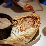 フィオッキ - 藁焼き