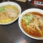 92581810 - 2人のラーメン【2018年9月】