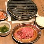 焼肉定食タレ亭 -