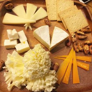 チーズにもこだわっております