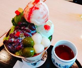 茶寮都路里 祇園本店 - 氷室