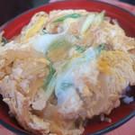 多田屋 - かつ丼