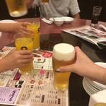 横浜大飯店 - かんぱぁ〜い!