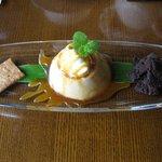 wakaya - 豆腐のキャラメルクリーミープリン(単品:480円)