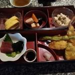 天ぷらの店 あしべ - 弁当オープン