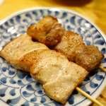 92593385 - 白金豚ロース&カシラ