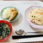とみよし食堂 - 日替定食430円
