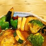 92595483 - お野菜たっぷり。