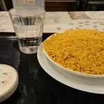 NASCO FOOD COURT - チキンビリヤニ(800円)…デカっ!