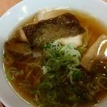 麺や極 -    中華そば 670円
