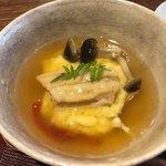 日本料理 香せり - 煮穴子薩摩蒸し