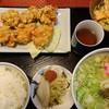 丸亀 - 料理写真:からあげ定食770円かな?