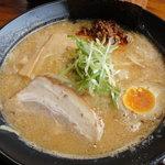 麺屋 華月 - 華月味噌ラーメン
