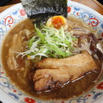 麺屋 華月 - 華月醤油ラーメン