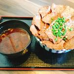 92601787 - タン丼