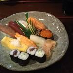 お富さん - お寿司