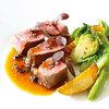 ラ・カロッツァ - 料理写真:仔牛のロティ