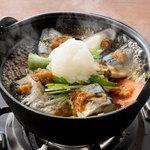 ■秋刀魚みぞれ鍋
