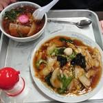 醤油屋本店 - 料理写真:まんぷく定食