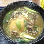 92606121 - 京風カレーうどん(*^^*)