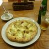 ヴィアミノ - 料理写真:いちじくとゴルゴンゾーラ&ジンジャーエール