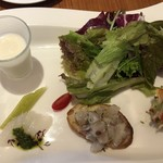ヴィアッジーニ - 前菜