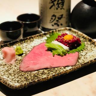 1日10食黒毛和牛×桜肉の贅沢肉欲手巻き1980円→500円
