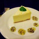 Cafe Palmyra - 【初訪問】濃厚チーズケーキ