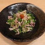 九州博多料理 幸 とりもつえん - 酢もつ