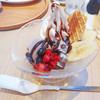 ヨシミ - 料理写真:チョコレートパフェ 780円