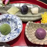 天ぷら  やました - 天ぷらやました(冷菓)