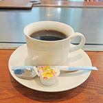 にこる亭 - ブレンドコーヒー 300円