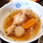 92617740 - 手羽元の根菜煮