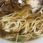 菜苑 - 麺