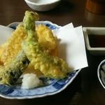92617803 - 野菜天ぷら盛り合わせ