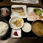 赤坂 魚えん - バランス亭全景