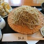 蕎麦 孤丘 -