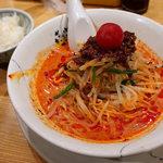 92622822 - 【期間限定】冷やしトマト担々麺(1030円)