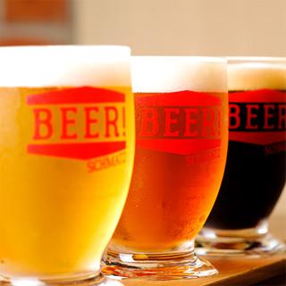 原料、レシピも忠実に。ドイツの味を体現するオリジナルビール