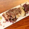 ズッカ バー&テッパンヤキ - 料理写真:三河牛サーロイン