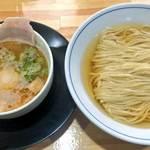 麺や 清流 - サンマ水つけ麺