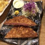 樽平 - ハムカツ♪